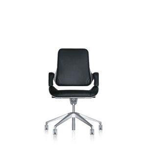 Interstuhl bureaustoelen Silver - Middelhoge rugleuning