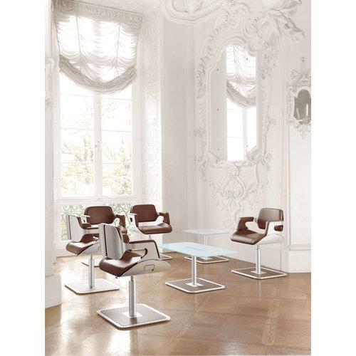 Interstuhl bureaustoelen Silver - Lage rug