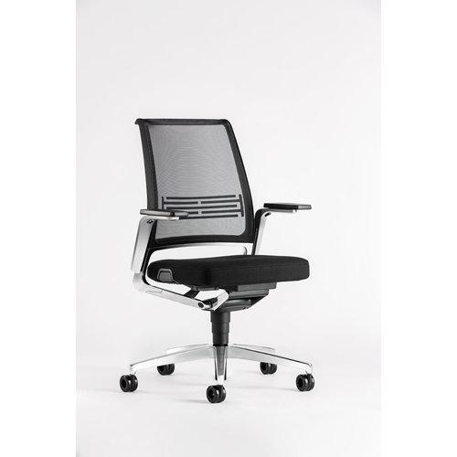 Interstuhl bureaustoelen Vintage 17V7 3D - Design bureaustoel