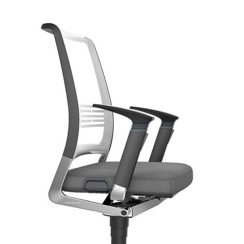 Interstuhl bureaustoelen Vintage 17V7 autoflow - Design bureaustoel