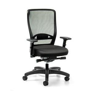 Prosedia  Younico PRO Bureaustoel met netbespannen rugleuning