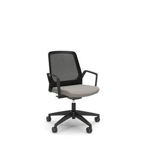 Interstuhl bureaustoelen Interstuhl BUDDYis3  270B Conferentiedraaistoel