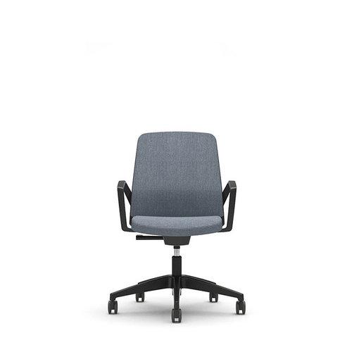Interstuhl bureaustoelen Interstuhl BUDDYis3 260B - Conferentiedraaistoel