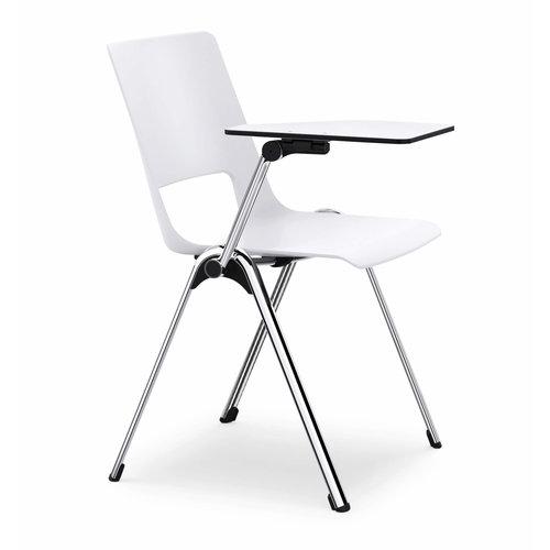 Interstuhl bureaustoelen VLEGSis3 - Conferentiestoel