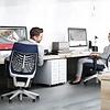Functies en verstelmogelijkheden van een bureaustoel