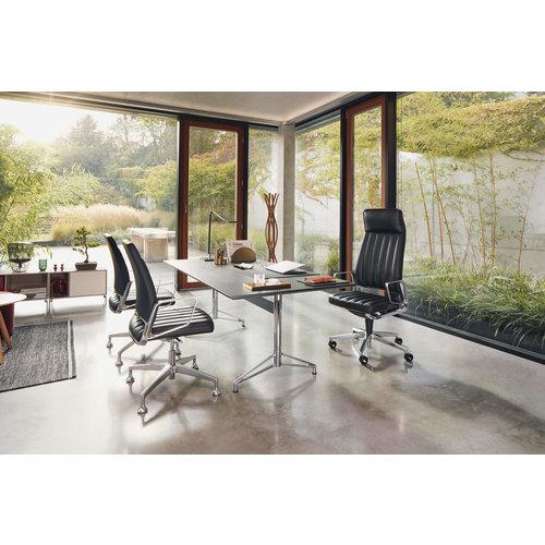 Interstuhl bureaustoelen Interstuhl Vintage 24v4 Vergaderstoel