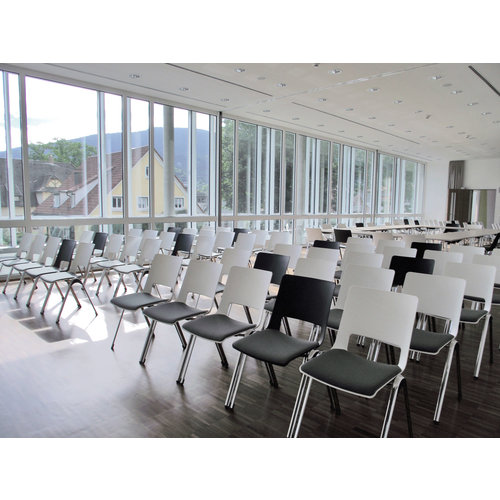 Interstuhl bureaustoelen VLEGSis3 - Kunststof schaal, zitting gestoffeerd