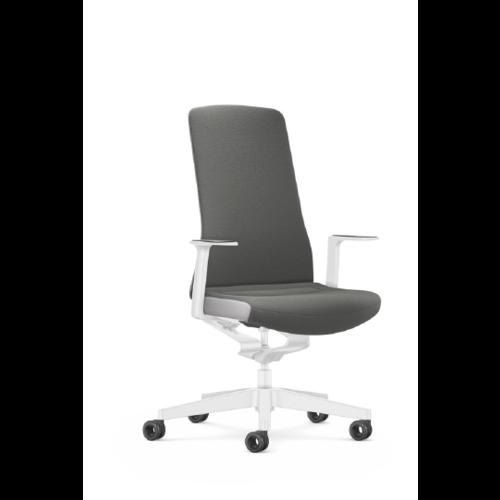Interstuhl bureaustoelen PUREIS3  SPECIAL INTERIOR EDITION GREY