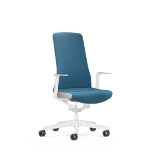 Interstuhl bureaustoelen PUREIS3  SPECIAL INTERIOR EDITION BLEU