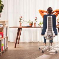 Ergonomische bureaustoel tegen rugklachten