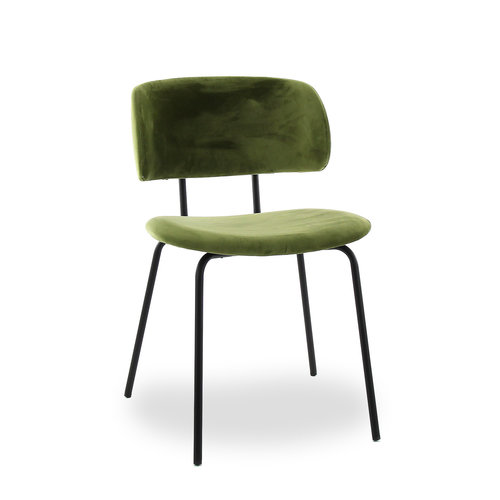 Sit-On RS6, velours olive