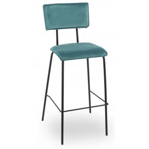 Sit-On RS5, velours steel blue (7455)