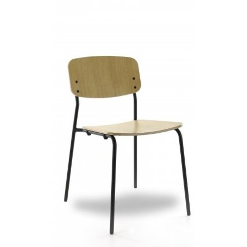 Sit-On BO-4, blank eiken