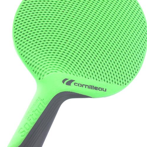 CORNILLEAU Tafeltennis bat Cornilleau Softbat groen