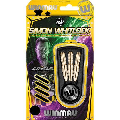WINMAU Winmau Simon Whitlock brass steeltip dartpijlen 22gr