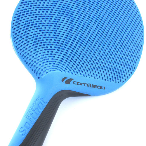 CORNILLEAU Tafeltennis bat Cornilleau Softbat blauw