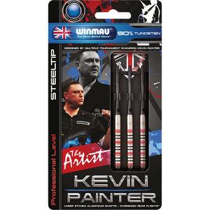 WINMAU Winmau Kevin Painter steeltip dartpijlen 24gr