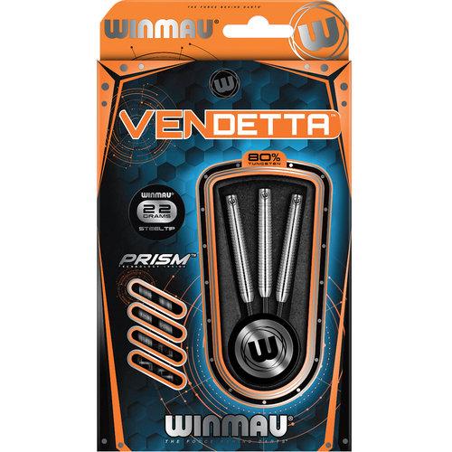 WINMAU Darts Winmau Vendetta 80% Tungsten 22.0 gram