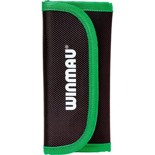 WINMAU Winmau Tri-Fold Plus dart etui groen