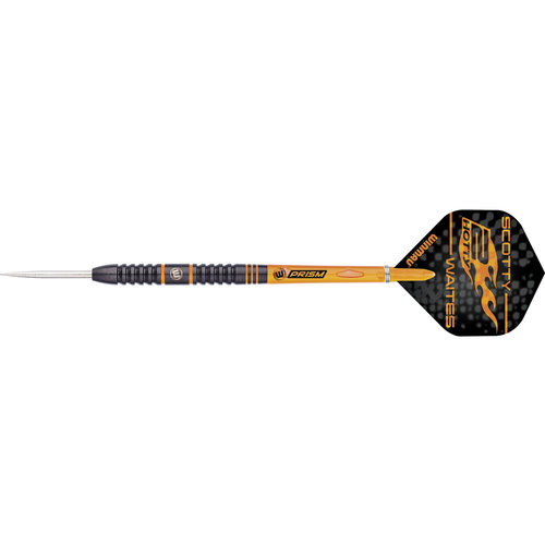 WINMAU Winmau Scott Waites steeltip dartpijlen Onyx 23gr