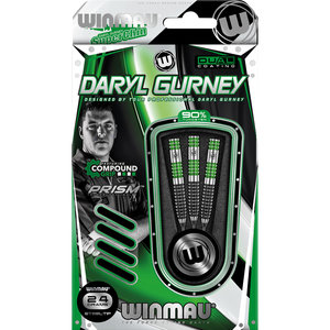 WINMAU Winmau Daryl Gurney SE steeltip darts 24gr