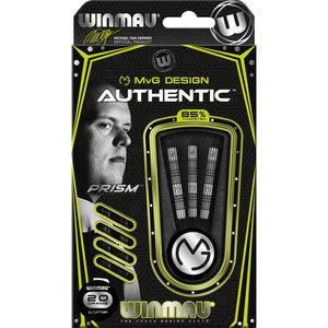 WINMAU Winmau MvG Authentic softtip dartpijlen 20 gr.