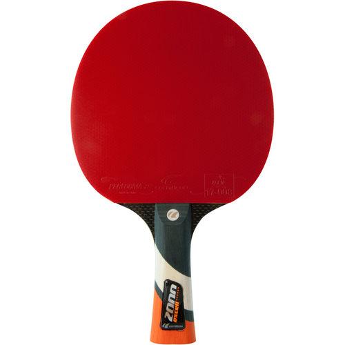 CORNILLEAU Tafeltennis bat Cornilleau Excell carbon 2000 rood