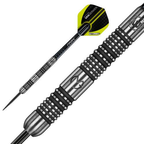 WINMAU Winmau MvG Authentic steeltip dartpijlen 22 gr.