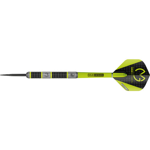 WINMAU Winmau MvG Aspire steeltip dartpijlen 23 gr.