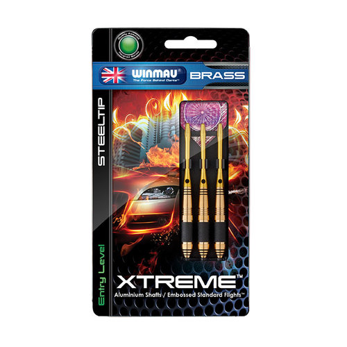 WINMAU Darts Winmau Xtreme2 koper 21 gram