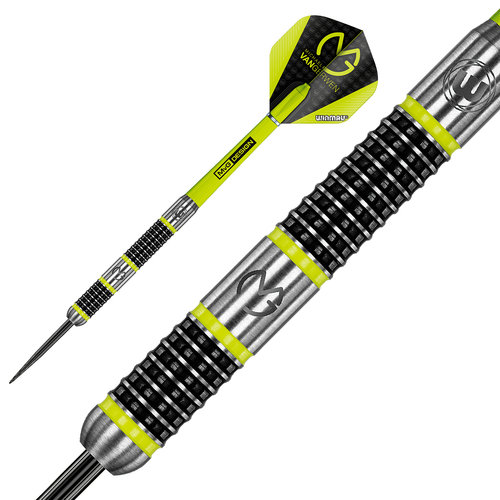 WINMAU Winmau MvG Aspire steeltip dartpijlen 25 gr.