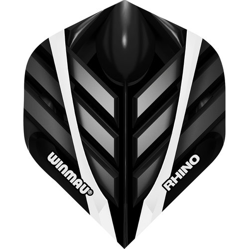 WINMAU Winmau Blackout steeltip dartpijlen 26gr