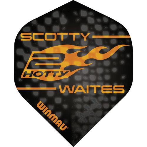 WINMAU Winmau Scott Waites steeltip dartpijlen Onyx 25gr