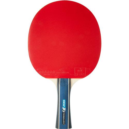 CORNILLEAU Tafeltennis bat Cornilleau Sport 200 rood
