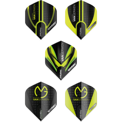 WINMAU Winmau MvG Prism flight collection
