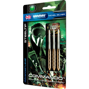 WINMAU Darts Winmau Commando 80% Nickel silver 21.0 gram