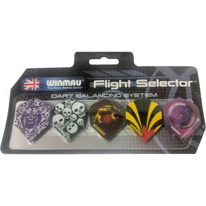 WINMAU Dart flightselector Winmau