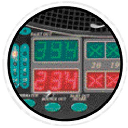 INNERGAMES-D Dartbord elektronisch Viper led (adapter)