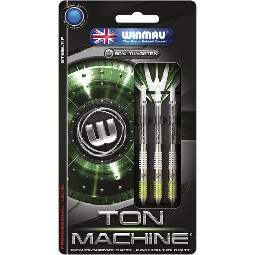 WINMAU Winmau Ton Machine steeltip dartpijlen 21gr