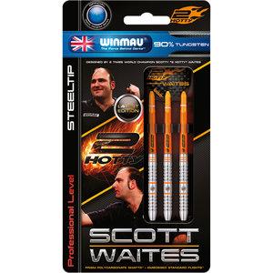 WINMAU Winmau Scott Waites steeltip dartpijlen 25gr