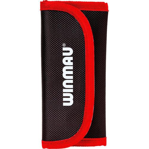 WINMAU Winmau Tri-Fold Plus dart etui rood