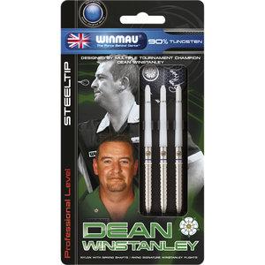 WINMAU Winmau Dean Winstanley steeltip dartpijlen 24gr zilver