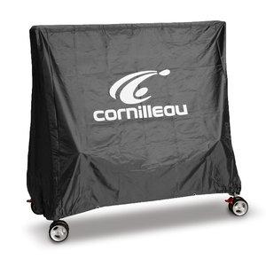 CORNILLEAU Tafeltennis afdekhoes Cornilleau Premium grijs