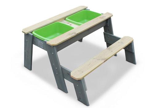 Zand en water tafel