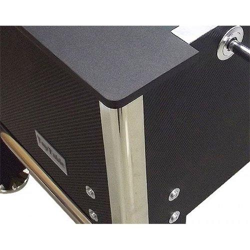 TopTable Voetbaltafel TopTable Big Black Carbon