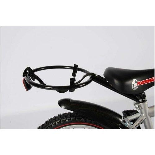 Volare Voetbalhouder - Voor fietsen vanaf 16 inch - Zwart