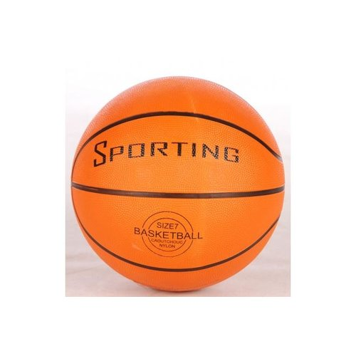 Volare Basketbal Sporting - Oranje - official Size