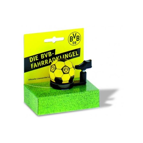 Volare Borussia Dortmund Fietsbel - Jongens - Geel Zwart