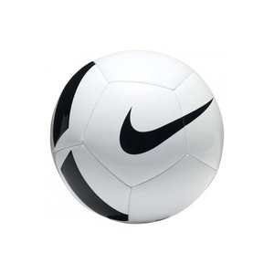 Volare Voetbal Nike - Pitch Team - Wit Zwart - Maat 5