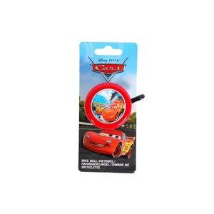 Volare Disney Cars Fietsbel - Jongens - Rood
